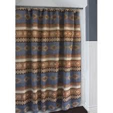 denim shower curtain wayfair