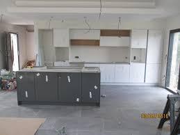 cuisine moderne blanc laqué cuisine blanche et grise avec cuisine blanc laque et gris meilleur