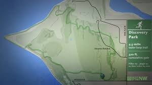 seattle map discovery park top 10 seattle city park trails 1 discovery park outer loop