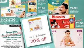 target black friday commercial 2011 get a free 25 target gift card with select baby purchase of 100