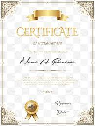 certificate border png images vectors and psd files free