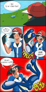 greninja costume comic 9 months reveal pokemon