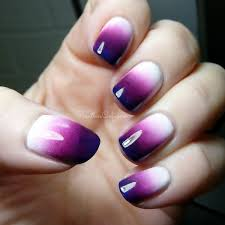 nail art purple and white best nail 2017 purple nail designs and