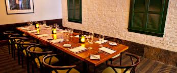Restaurants In Dc With Private Dining Rooms Meeting Space Washington Dc Kimpton Hotel Madera