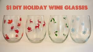 sasea decor 1 diy stemless wine glasses