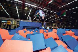 Backyard Foam Pit Jump Street Asia Attractions In Petaling Jaya Selangor