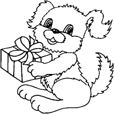 dog coloring pages color this puppy coloring page of a little
