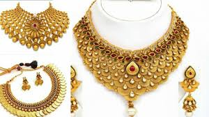 new fashion jewelry necklace images Latest designer beautiful gold necklace design 2017 2018 gold jpg