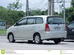 mpv toyota private mpv car toyota innova editorial stock photo image 61542113