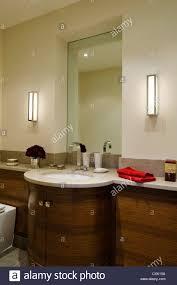 colour interior bathroom mirror washbasin tap fitting reflection