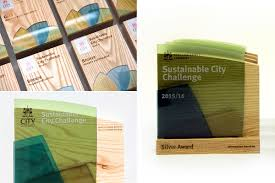 ecotrophies graphic design cornwall