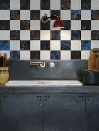 Wall Paper Backsplash - the instant backsplash waterproof wallpaper from the netherlands
