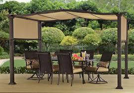 Sunshade Awning Gazebo Outdoor Canopy Pergola 12 U0027x10 U0027 Gazebo Sun Shade Bbq Grill Party