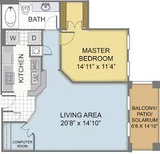 Apartments Floor Plan North Tampa U0026 Thonotosassa Apartments Village Oaks Maa