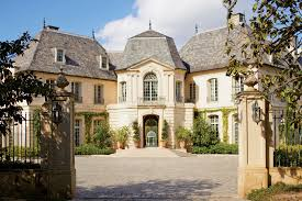 French Chateau Style Homes Traditional Exterior Kara Childress Inc Houston Texas 201308 3 Jpg