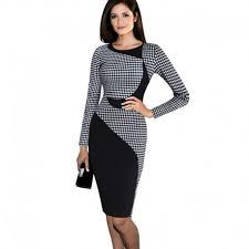 robe bureau bloc de couleur visazero