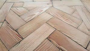 pine parquet flooring ebay