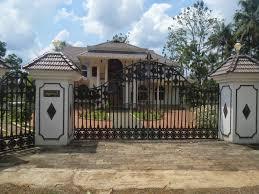 kerala gates designs simple home gate e2 80 93 clipgoo