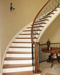 nice and appealing wrought iron spiral staircase graceful and elegant the curved staircase makes quite a lasting