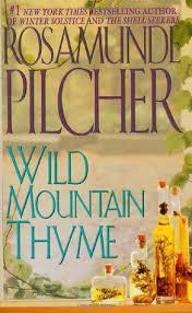 rosamunde pilcher books mountain thyme by rosamunde pilcher