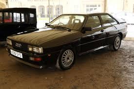 1983 audi quattro tennants auctioneers 1983 audi ur quattro 2 2ltr turbo coupe b