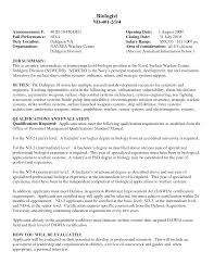 Examples Of Resume Summary by 9 Biology Graduate Resume Theatre Resume Biology Graduate Student
