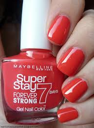 maybelline salsa nails pinterest salsa and maybelline