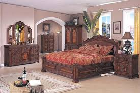 13 choices of solid wood bedroom furniture interior design