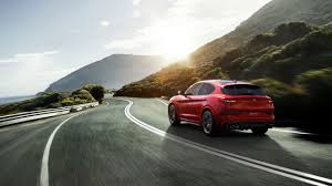 crossover cars wallpaper alfa romeo stelvio quadrifoglio crossover cars