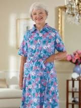 elderly nightgowns clothing for homecare nursing homes caregivers buck buck