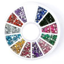 popular rhinestone nail polish buy cheap rhinestone nail polish