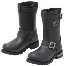 ride tech motorcycle boots milwaukee back zipper engineer boots bm9020ezk