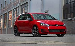 2017 volkswagen golf gti in depth model review car and driver