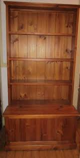 Timber Bookshelf Traditional 6ft X 7ft 6 Solid Pine Bookcases Pinterest
