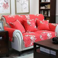 Red Sofa Slipcovers Ed Sofa Cover Sofa Galleries