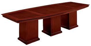 V Shaped Conference Table 7302 144 Handsome Wood Veneer Delmar 12 U0027 Conference Table Boat