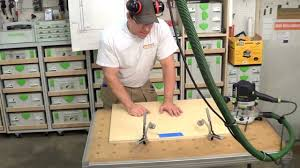 Building Kitchen Cabinet Building Kitchen Cabinets Part 2 Routing The Back Panel Dados
