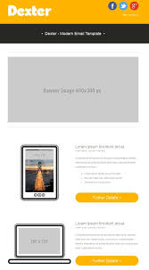 50 best responsive email marketing newsletter templates 2015