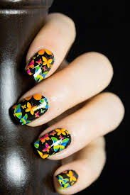 nail art designs for girls 2017 in pakistan