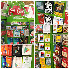 food gift cards last minute gifts from walmart frugal upstate