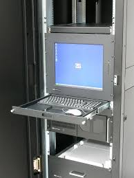 Home Network Cabinet Design by Data Center Rack Standards Silverback Data Center Solutions Inc