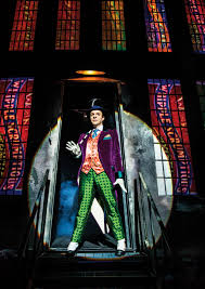 olivier award winning charlie and the chocolate factory to stage