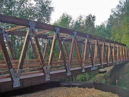 pedestrian timber bridge design construction and supply
