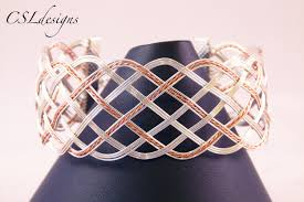 woven bracelet tutorials images Open wire woven bracelet jpg