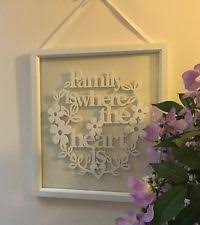 glass vintage retro home décor plaques u0026 signs ebay
