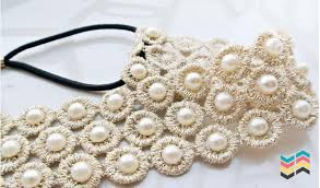 pearl lace palytte pearl lace headband palytte
