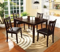 Contemporary Wood Dining Room Sets Furniture Of America Dining Sets U0026 Collections Sears