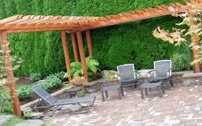Landscaping Ideas For Large Backyards by Backyard Landscape Ideas