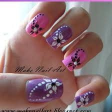 37 amazing purple nail designs together with grey nail trends