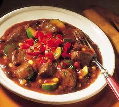 recette de cuisine mexicaine facile recette de ragoût mexicain la recette facile